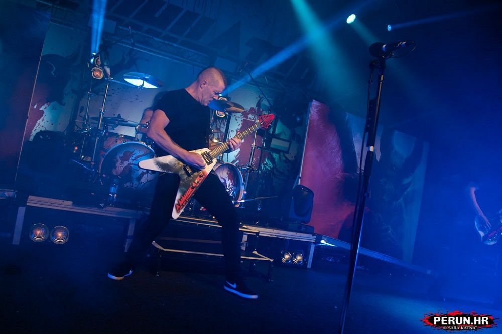 ANNIHILATOR + ARCHER NATION, Zagreb, Boogaloo, 10.11.2019.